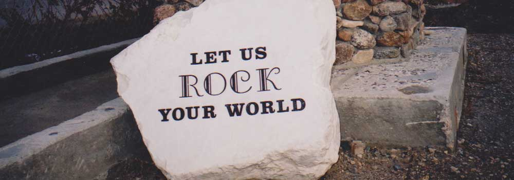 Let Us Rock Your World